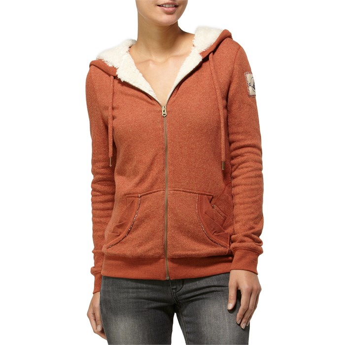 Quiksilver - Secret Ships Zip Hoodie - Women's