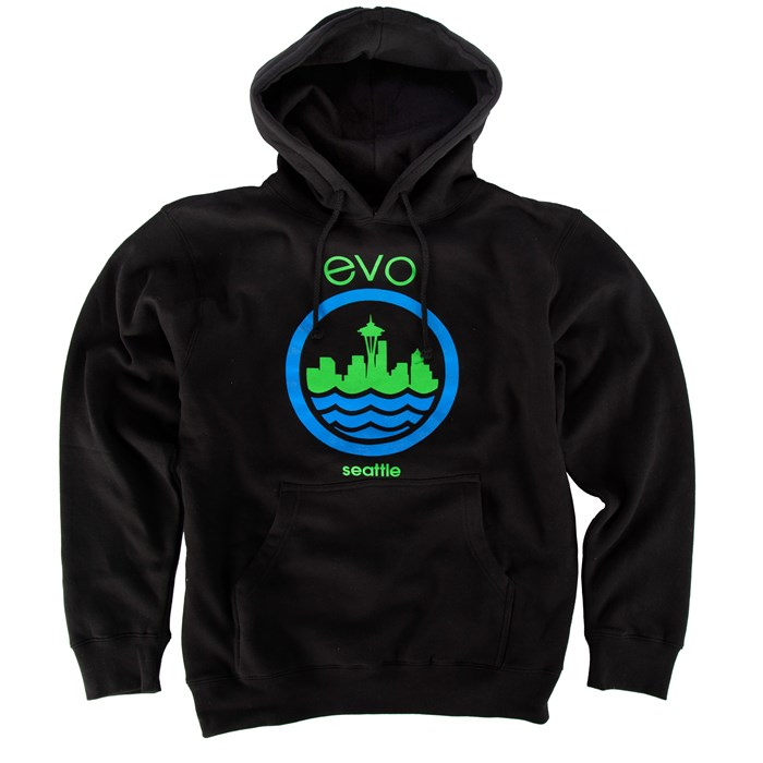 Casual Industrees - evo Needle Pullover Hoodie