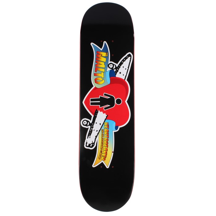 Girl - Sean Malto Heartbreaker Skateboard Deck