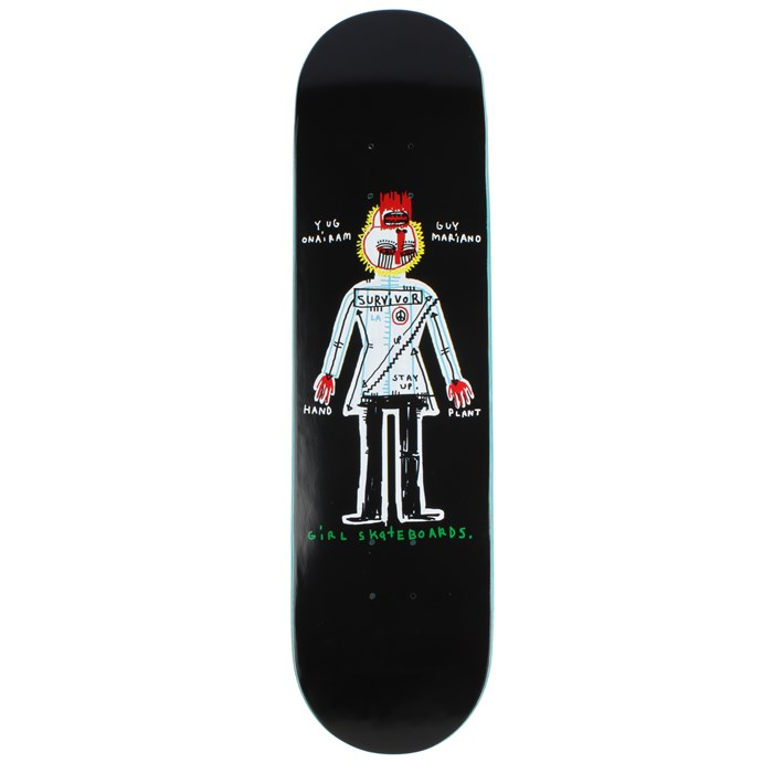 Girl - Guy Mariano Childress OG Skateboard Deck
