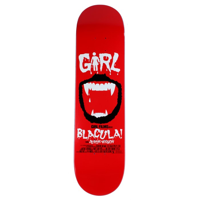 Girl - Jeron Wilson Blacula Skateboard Deck