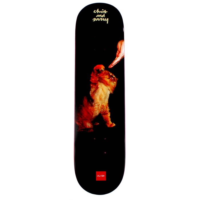 Chocolate - Chris Roberts Chris And Garvy Skateboard Deck