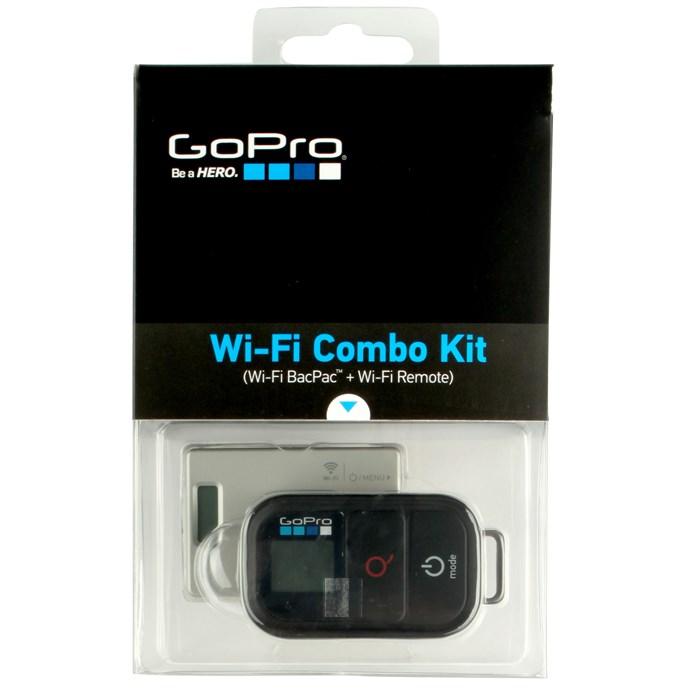 GoPro - Wi-Fi BacPac + Wi-Fi Remote Combo Kit