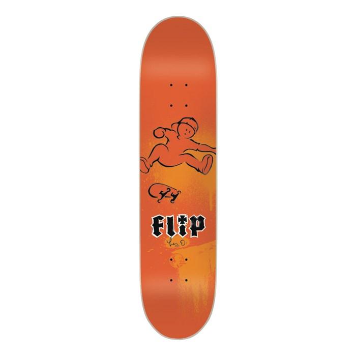 Flip - Oliveira Doughboy Skateboard Deck