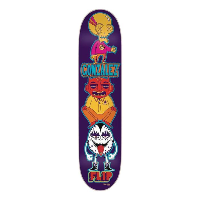 Flip - Gonzalez Pinky Vision Skateboard Deck