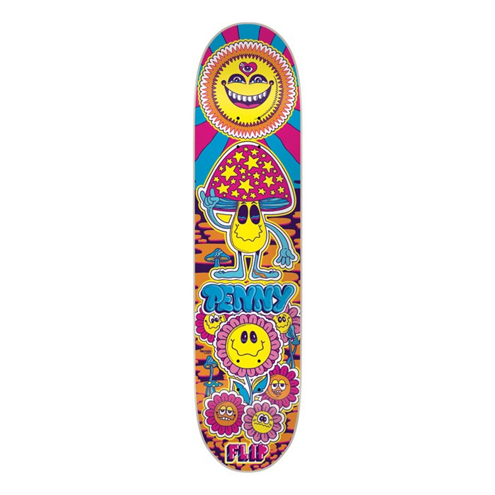 Flip - Penny Pinky Vision Skateboard Deck
