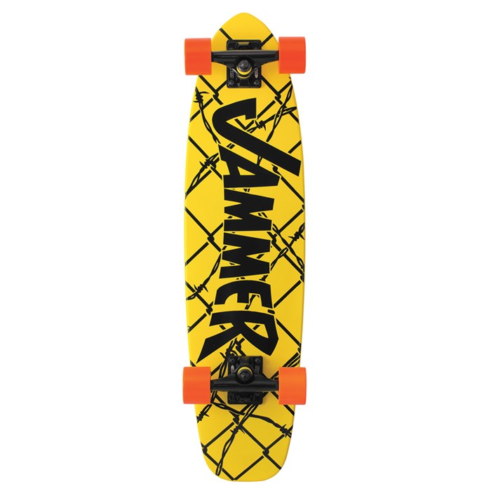 Santa Cruz - Jammer Jammer Cruzer Longboard Complete