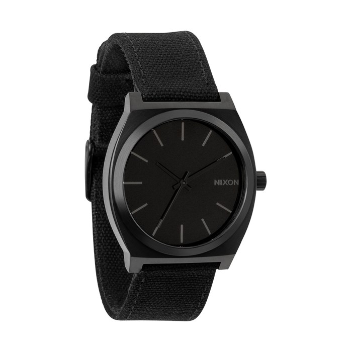 Nixon - Nixon Time Teller Canvas Watch