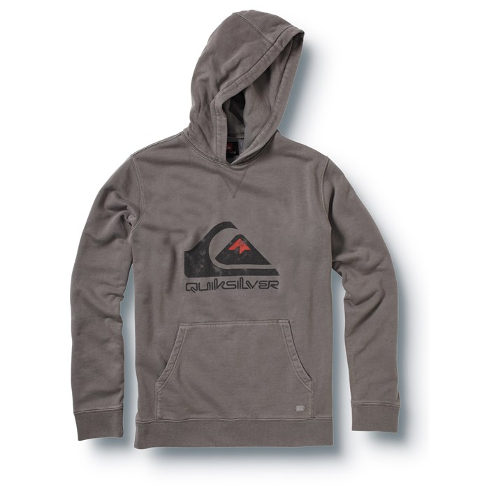 Quiksilver - Throw Back Pullover Hoodie