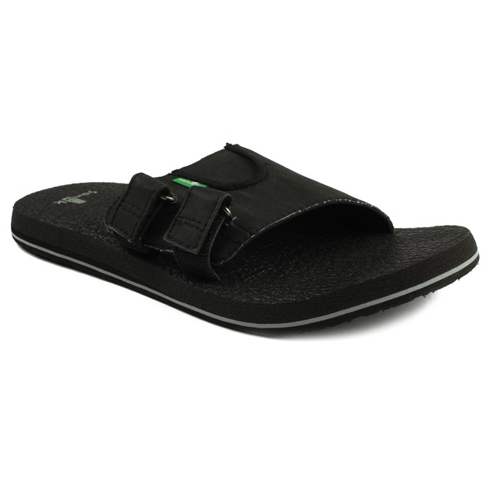 Sanuk - Beer Cozy Slide Sandals