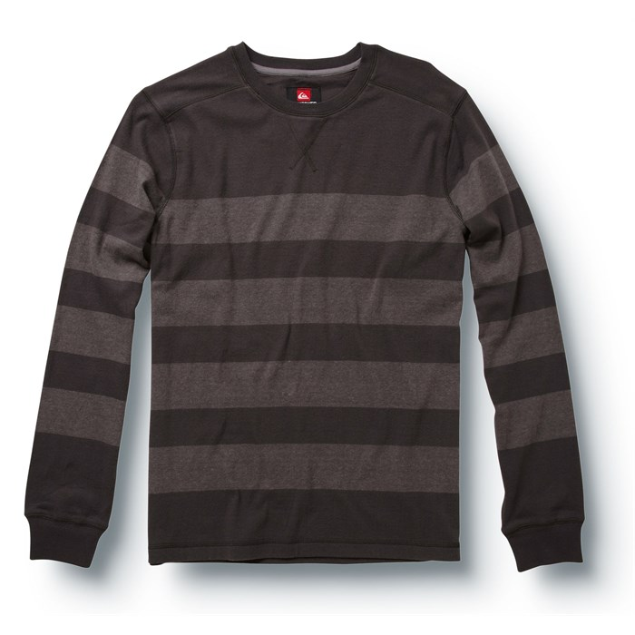 Quiksilver - Snit Stripe Long Sleeve Shirt