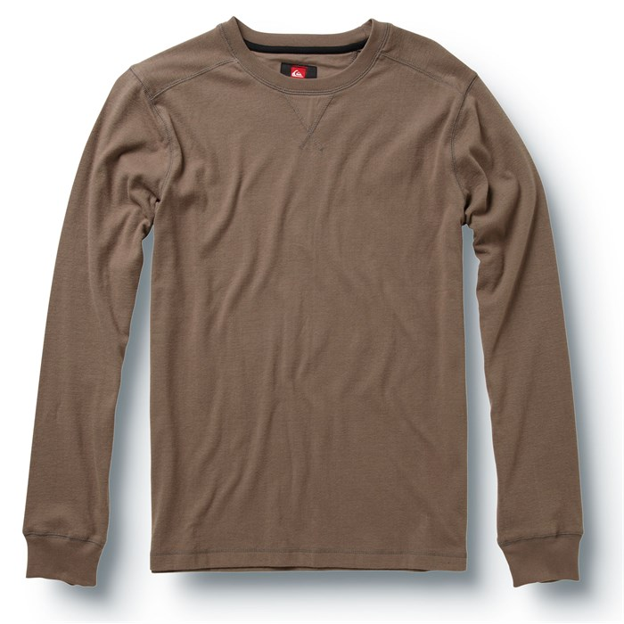 Quiksilver - Snit Long Sleeve Shirt