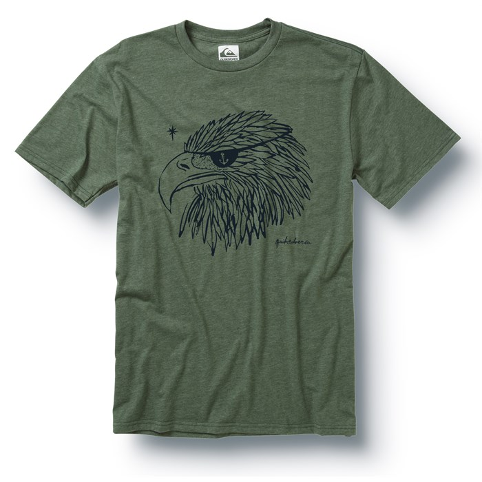Quiksilver - True North T Shirt