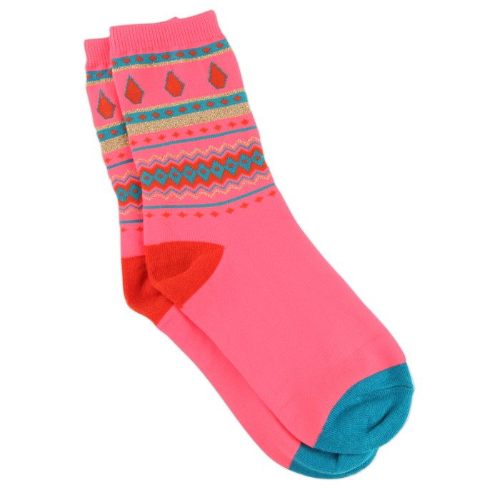 Volcom - Jingle Balls Sock and Ornament - Women's