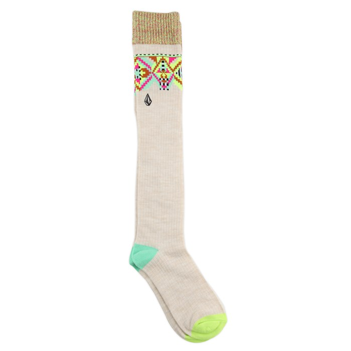 Volcom - Snow Days Knee Hi Sock - Women's