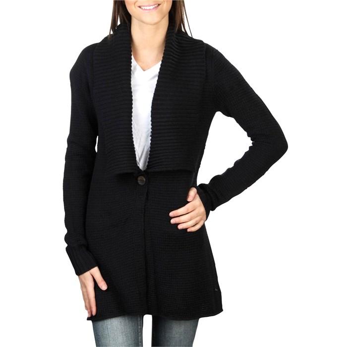 Volcom - Lefty Loosey Wrap Sweater - Women's