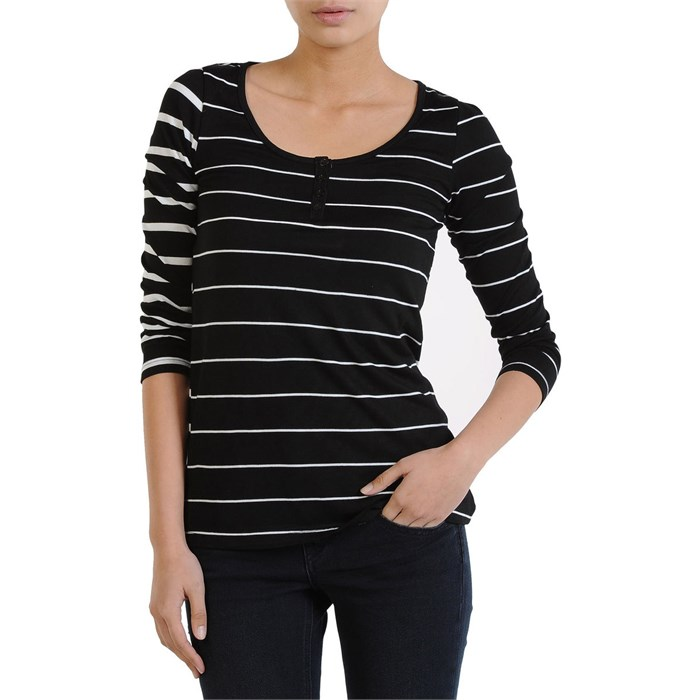 Volcom - Sugarhill Stripe Top - Women's