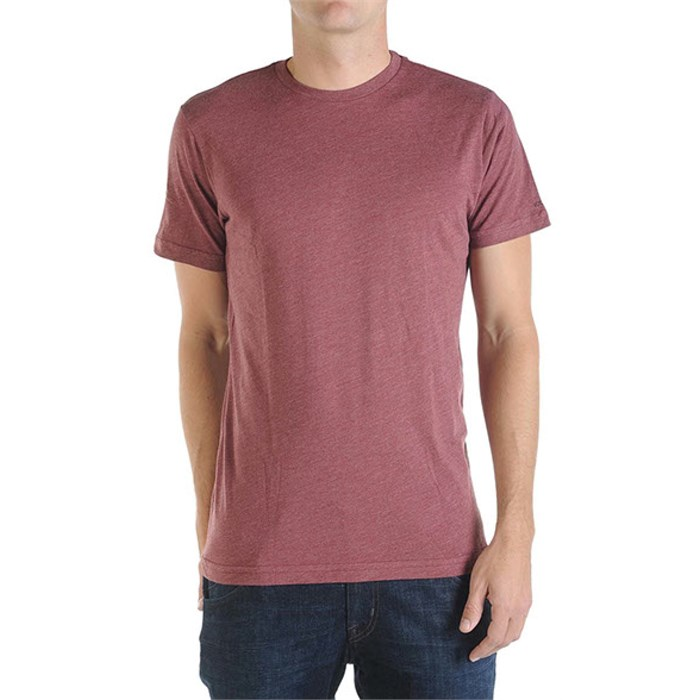 Volcom - Solid Heather T Shirt