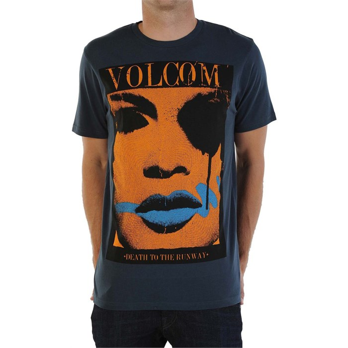 Volcom - Death To The Runway T Shirt