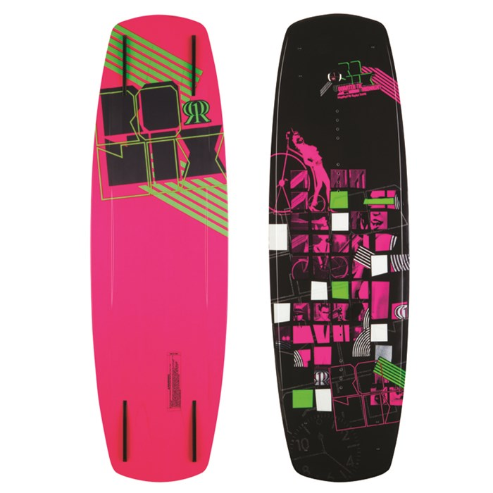 Ronix - Quarter 'Til Midnight Wakeboard - Women's - Demo 2012