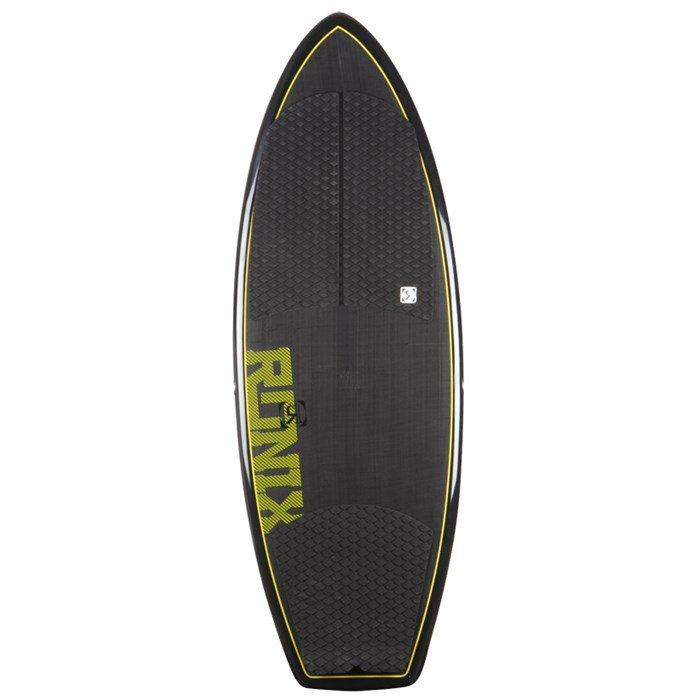 Ronix - Parks Carbon Thruster Wakesurf Board - Blem 2012