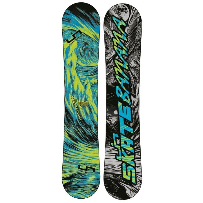 Lib Tech - Skate Banana BTX (Blue/Green) Snowboard 2013