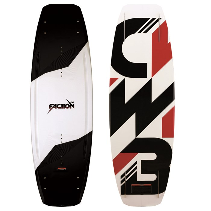 CWB - Faction Wakeboard - Blem 2012