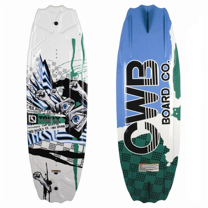 CWB - Triax Wakeboard - Blem 2011