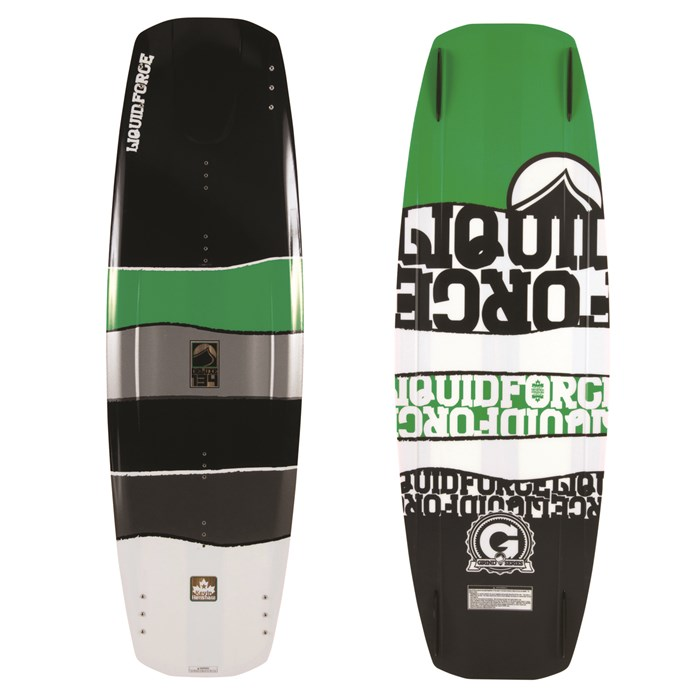 Liquid Force - Deluxe Hybrid Wakeboard - Blem 2012