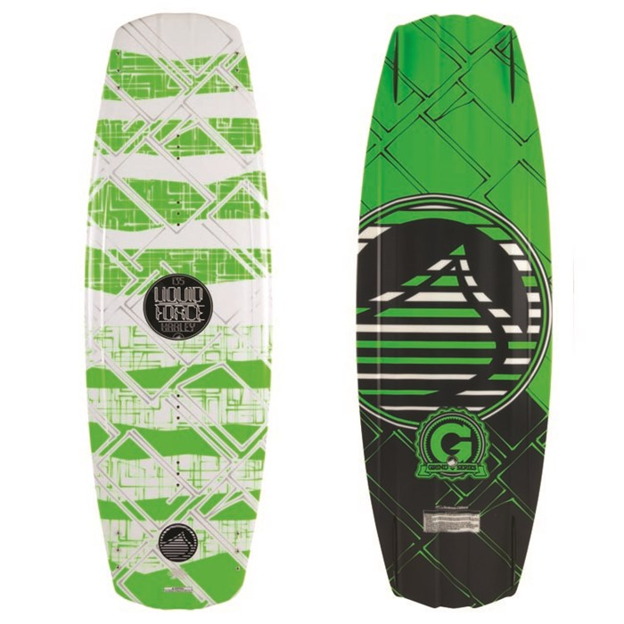 Liquid Force - Harley Grind Wakeboard - Blem 2012