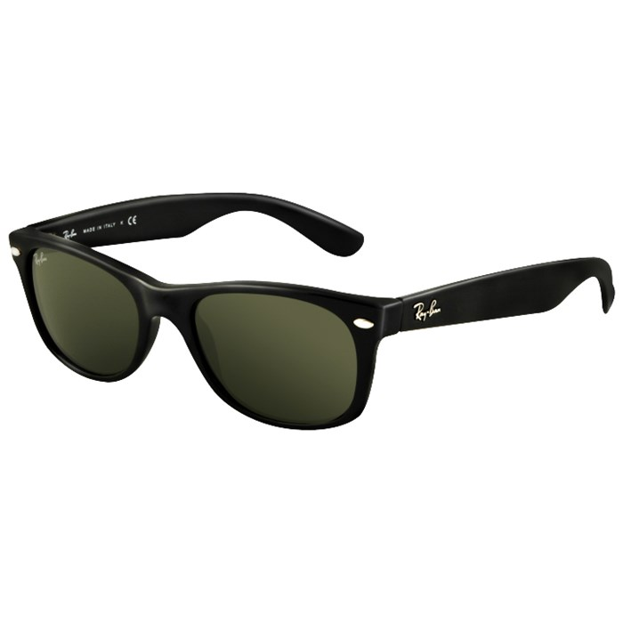 Ray Ban RB 2132 New Wayfarer 55 Sunglasses | evo