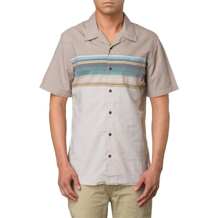 Vans - JT Gunnell Shor-Sleeve Button-Down Shirt