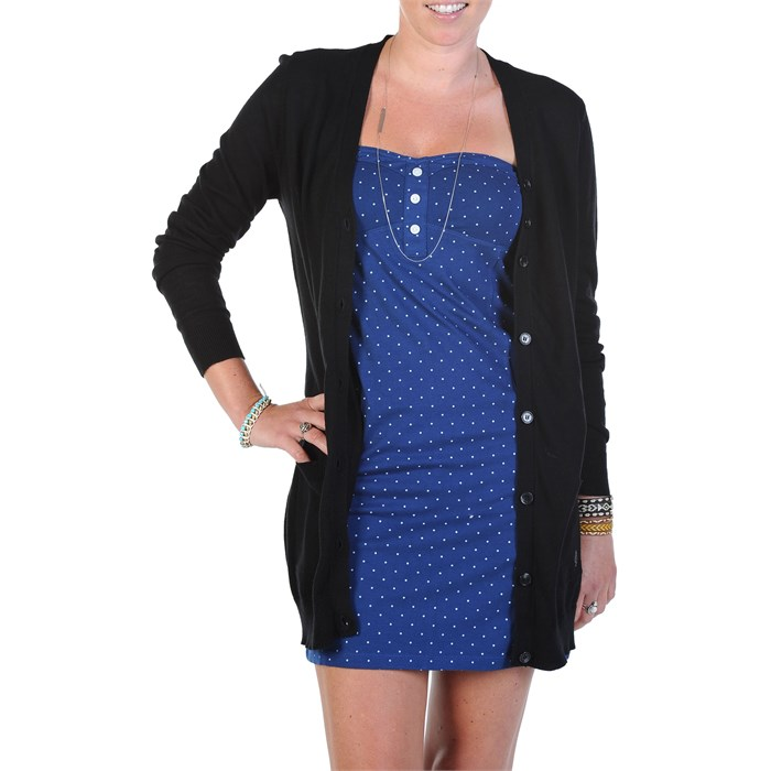 Volcom - Fun Dipped Cardigan - Women's