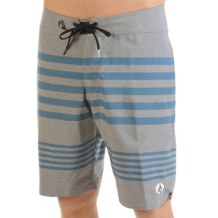 Volcom - V4S Heather Stripe Boardshorts