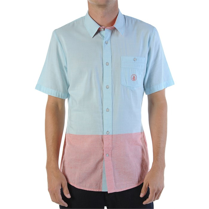 Volcom - Bank Lock Short Sleeve Button Down Shirt