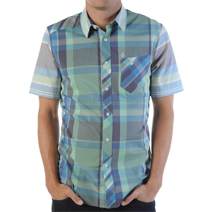 Volcom - Lonsway Short Sleeve Button Down Shirt