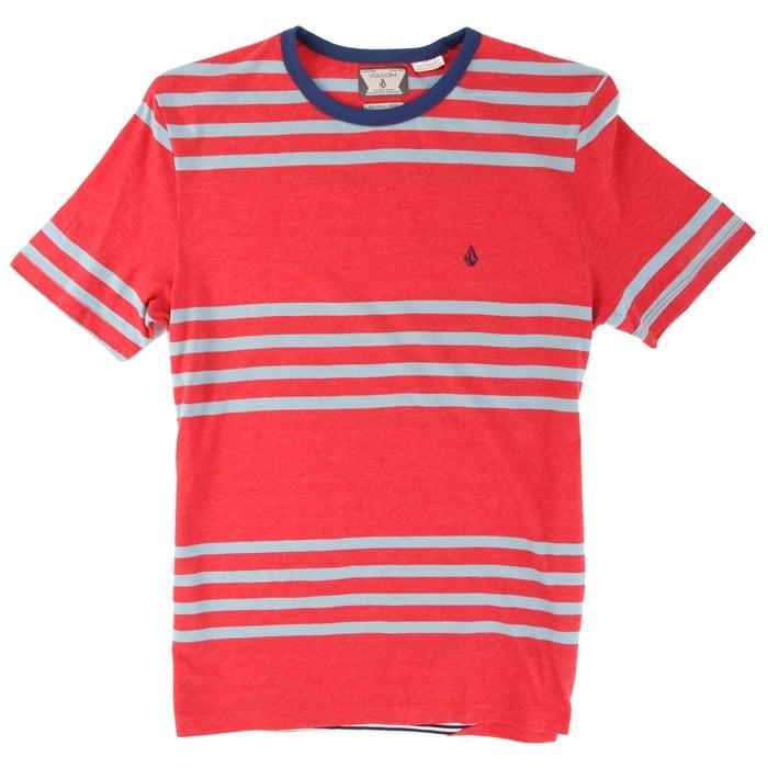 Volcom - Circle Square Crew Shirt