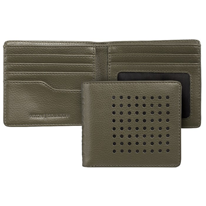 Nixon - Sound Off Bi-Fold Wallet