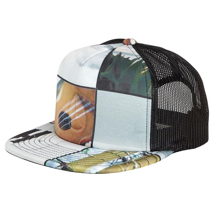 Nixon - Snapshot Snapback Trucker Hat