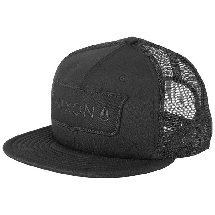 Nixon - Walsh New Era Trucker Snapback Hat