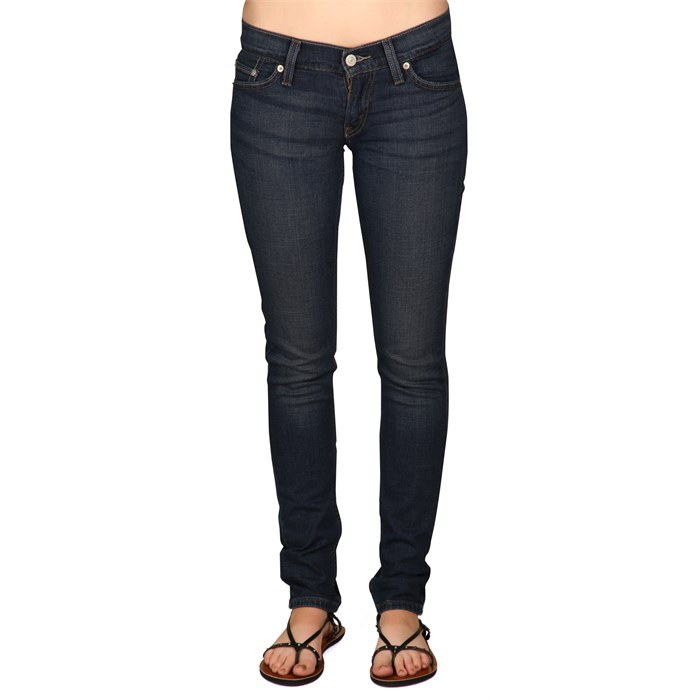 Levi's - 524 Skinny Red Tab Jeans - Women's
