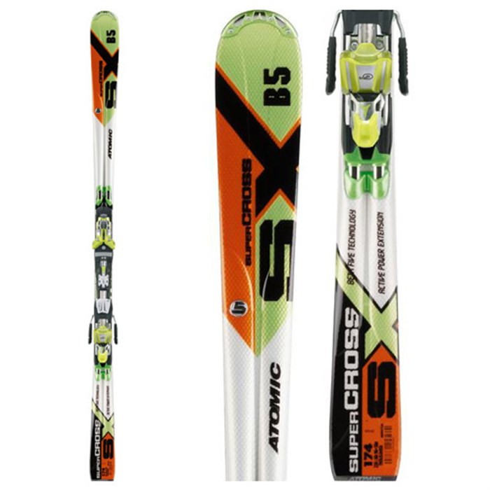 55e914c5b Atomic SX: B5 Skis 2006   evo