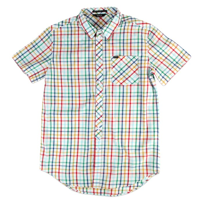 Kr3w - Silence Short-Sleeve Button-Down Shirt