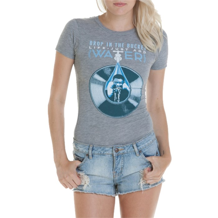 Obey Clothing - Drop In The Bucket T-Shirt - Women's