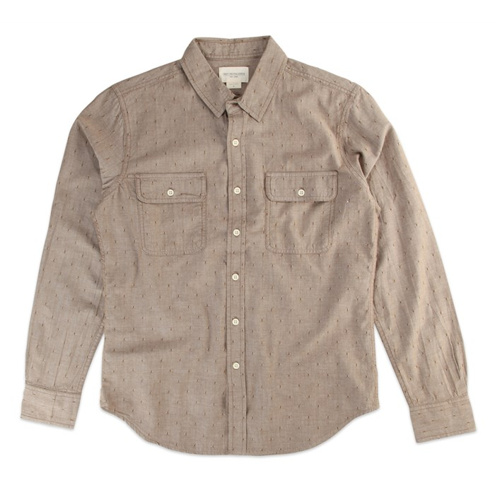 Obey Clothing - Mercer Button-Down Shirt