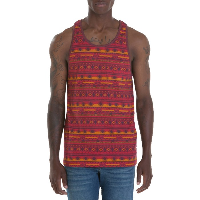 Obey Clothing - Ottoman Tank Top