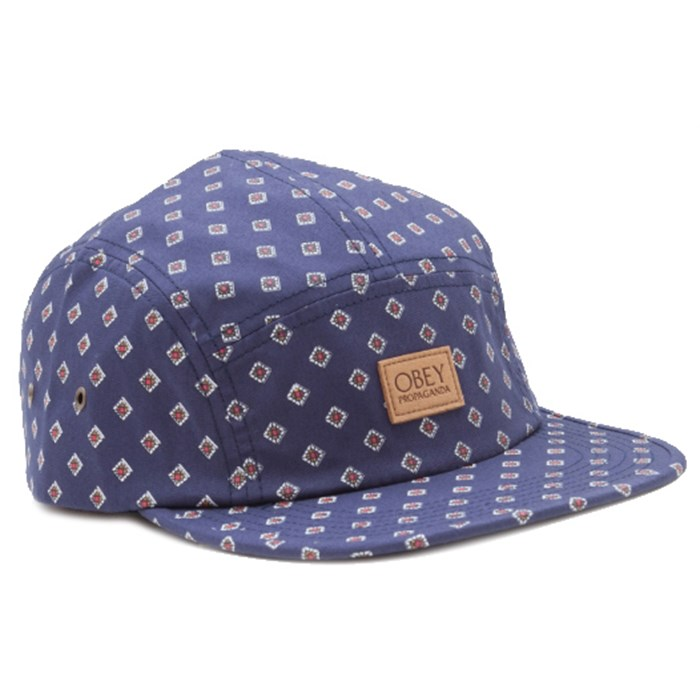Obey Clothing - Stately 5 Panel Hat