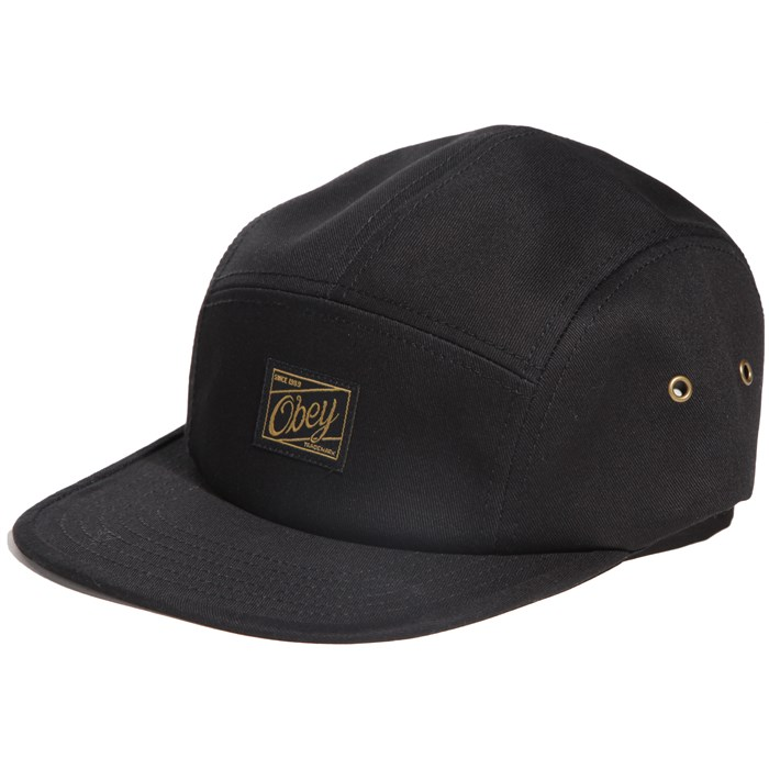 Obey Clothing - Expedition 5 Panel Hat