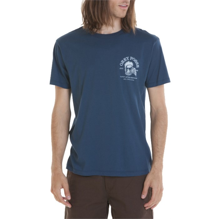 Obey Clothing - Livin' After Midnight T-Shirt