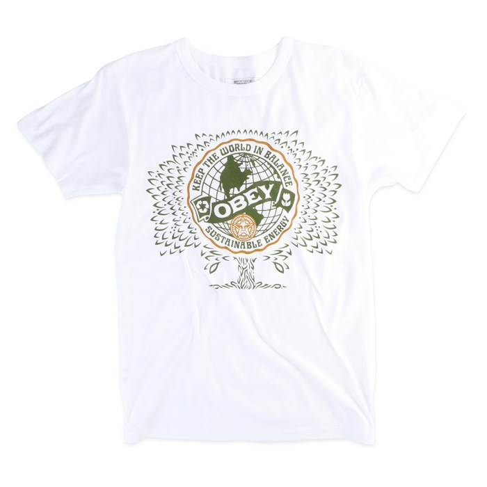 Obey Clothing - World Balance T-Shirt
